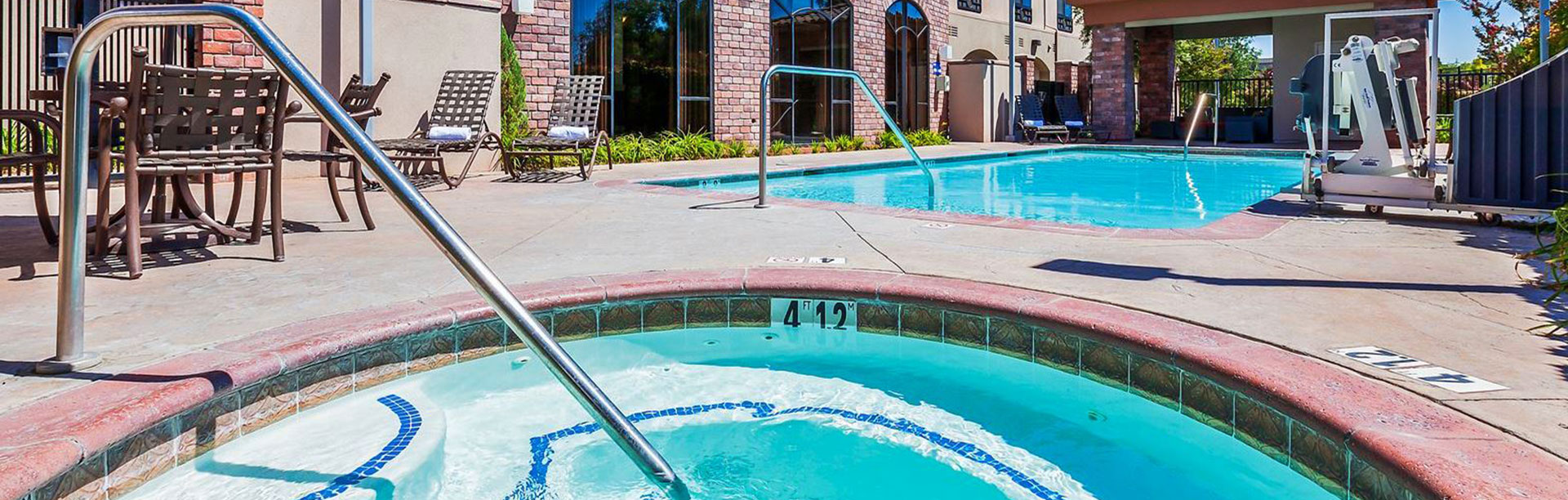 Amenities at Holiday Inn Express Hotel & Suites Atascadero